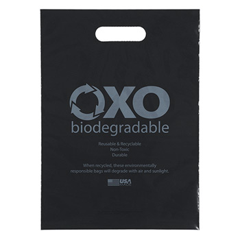 11 x 15 Oxo-Biodegradable Die Cut